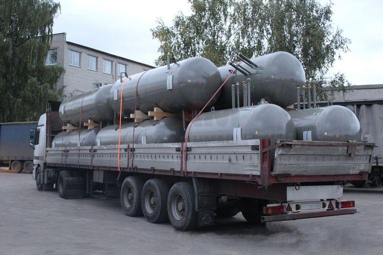ФАСХИММАШ - российский производитель газгольдеров