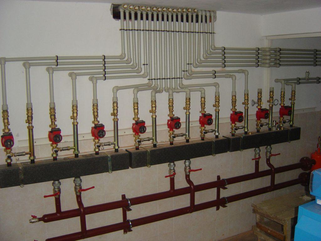 Монтаж отопительного оборудования   8(495)509-77-91 8(499)136-85-33